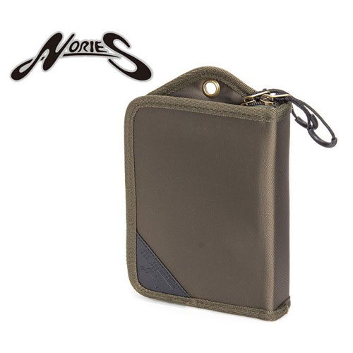 Nories Field Wallet NS-02 (Wide) Olive-1