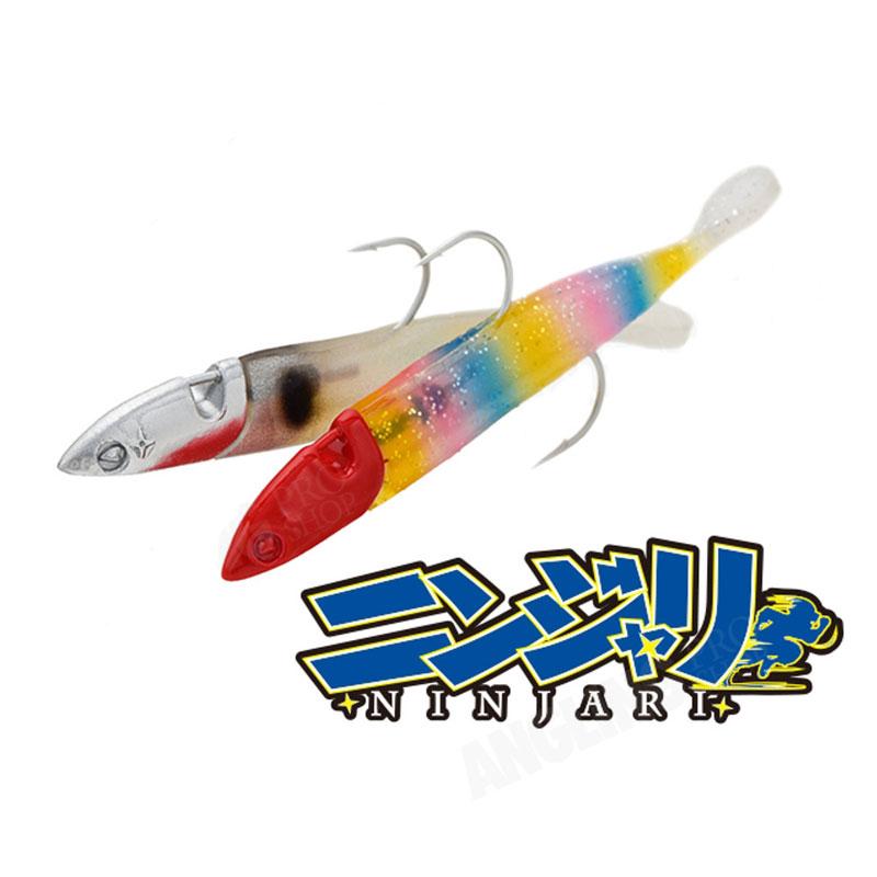 Blue Blue Ninjari Jig Head M Glow #02-1