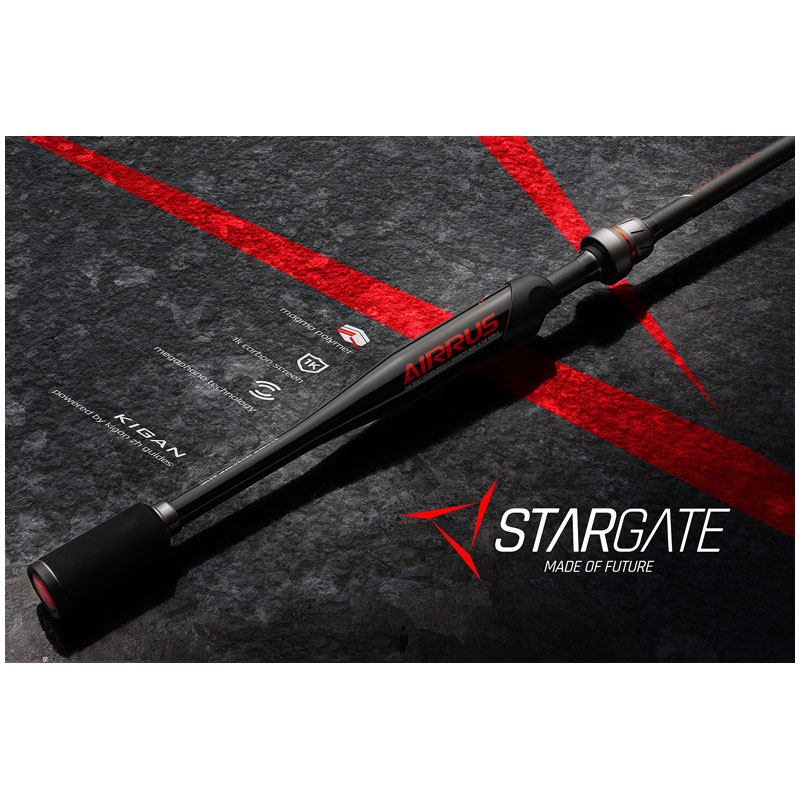 Airrus Stargate AGS731HF-C Cover Destruction-3