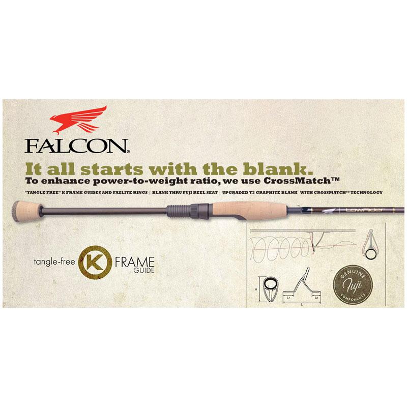 Falcon Lowrider Spinning LFS-69ML-1