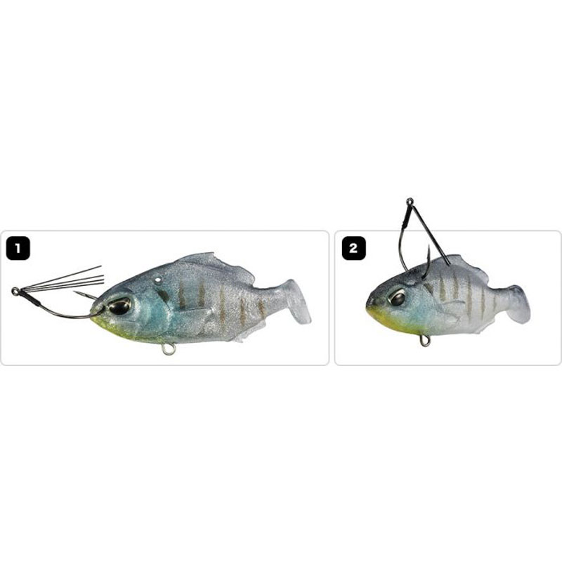 DUO Realis Nomase Burning Red Gill-2