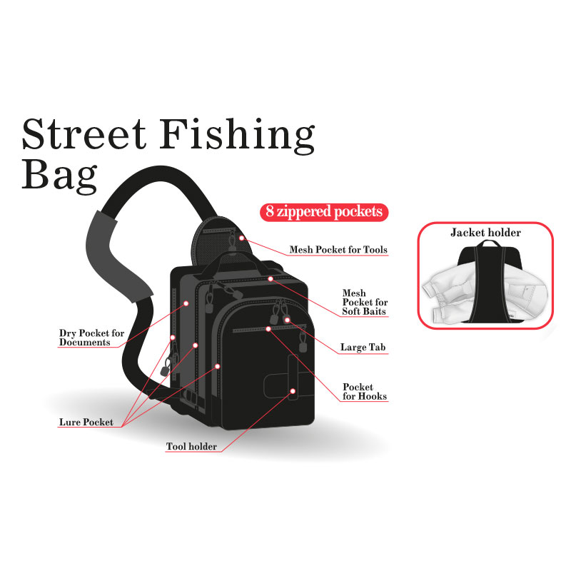 Molix Street Fishing Bag-1