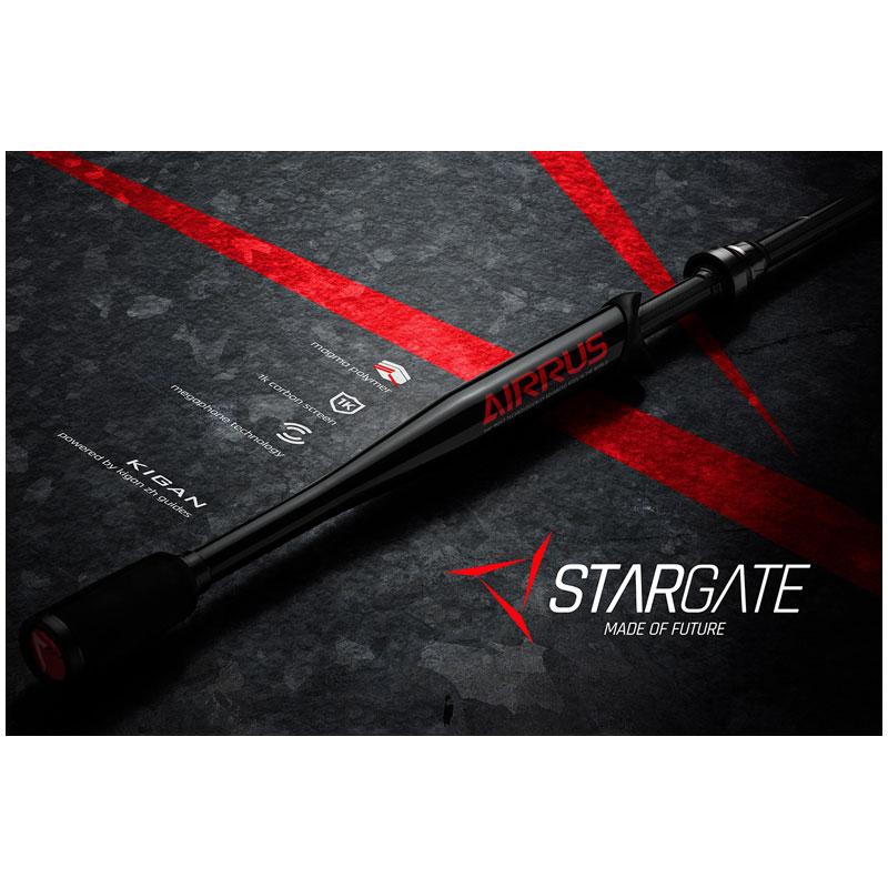 Airrus Stargate AGS711MHF-C Red Lash-2