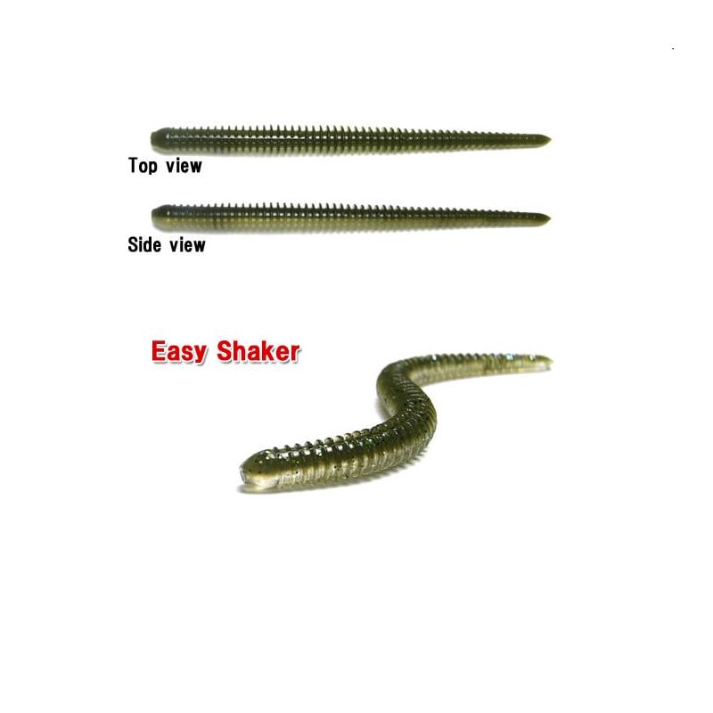 Keitech Easy Shaker 5.5 Ayu-1