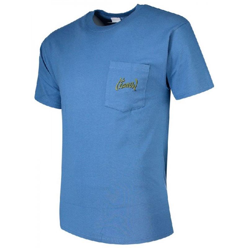 Al Agnew Popper Bass T-Shirt Size L-1