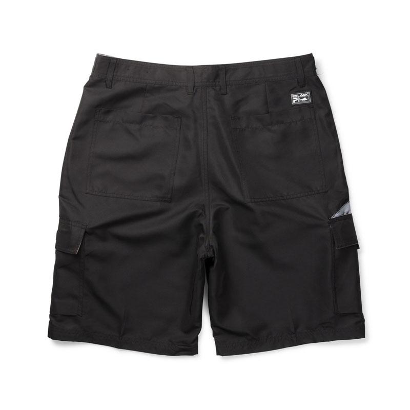 Pelagic Socorro Walkshorts Black Size 30-1