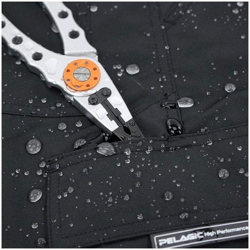 Pelagic Socorro Walkshorts Black Size 30-2