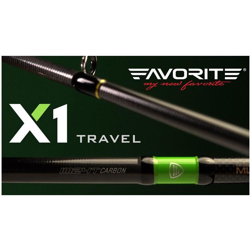 Favorite X1 SW Travel X1-764M-2