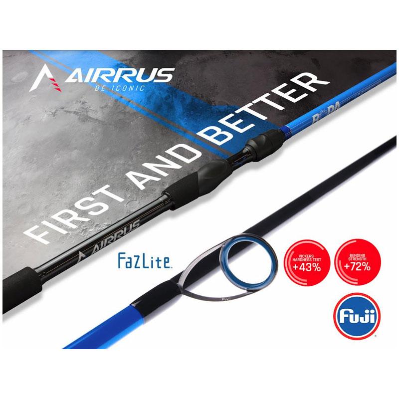 Airrus Bora Fuji FazLite ABR721HF-S Shore Guardian I-1