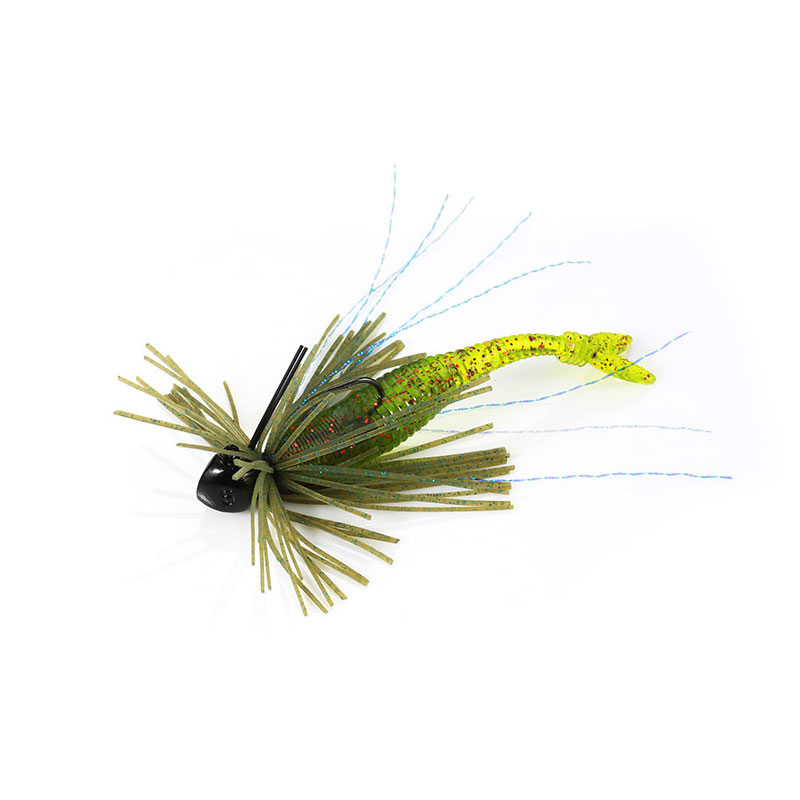 DUO Realis Small Rubber Jig - Watermelon-1
