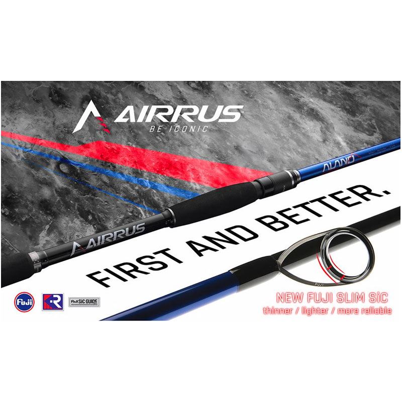 Airrus Alano Power Magma Fuji Slim Sic ALPS 761HPF-S Vigilante I-2