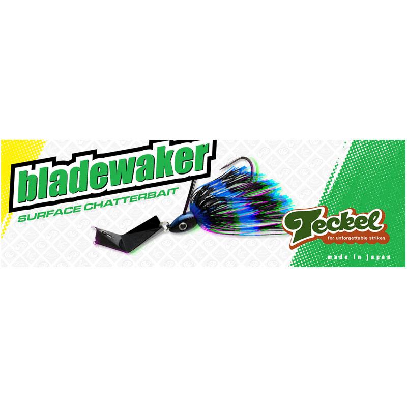 Teckel Bladewaker 1/2 Oz Silver Shiner-1