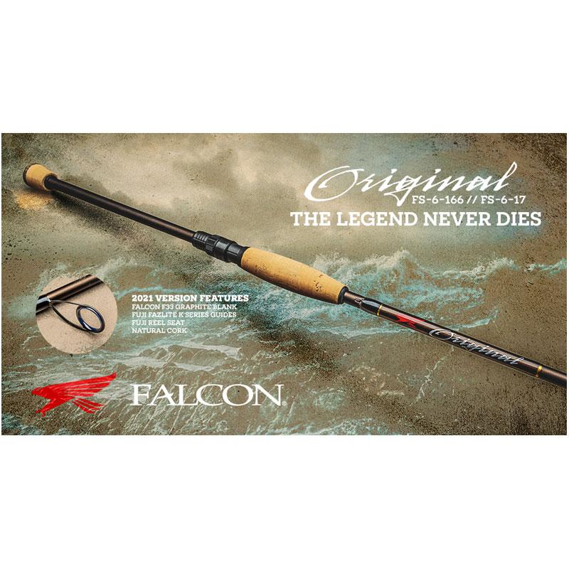 Falcon New Original Spinning FS-6-166-1
