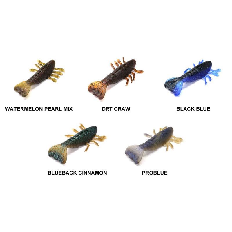 DRT Fink 3.7 Black Blue #006-1