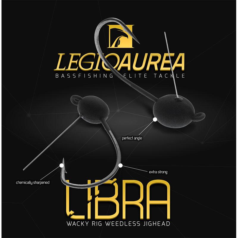 Legio Aurea Libra 1/8 oz-1