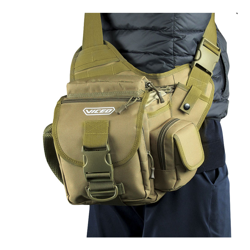 Prox One Shoulder Run&Gun Black-1