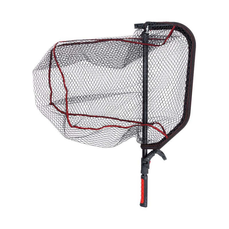 Abu Garcia Beast Net Foldable 70x60 cm - Guadino gommato XL-1