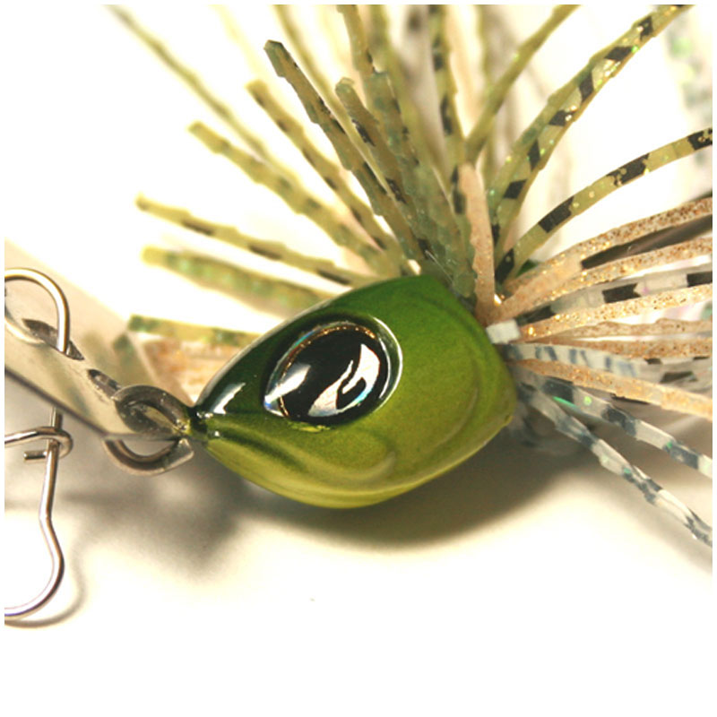 Geecrack Swing Chatter 3/8 Oz Stealth Gill-1