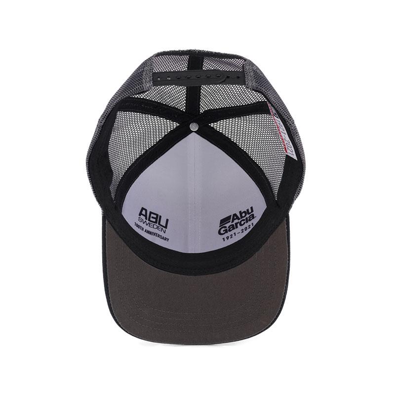Abu Garcia 100 Years Truker Hat Black-1