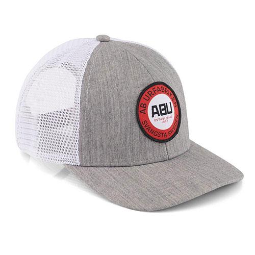 Abu Garcia 100 Years Truker Hat Light Gray