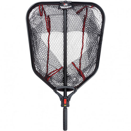 Abu Garcia Beast Net Foldable 70x60 cm - Guadino gommato XL