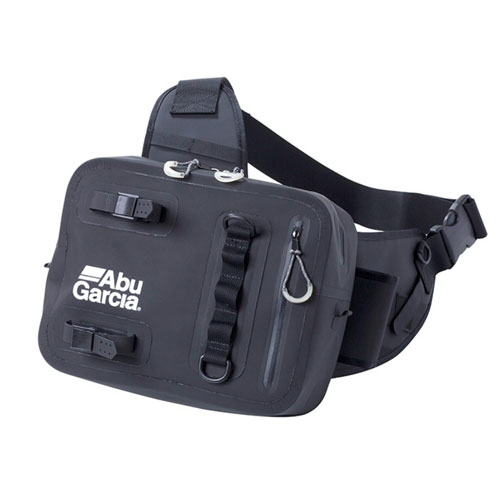 Abu Garcia One Shoulder Bag Water Proof Col. Black