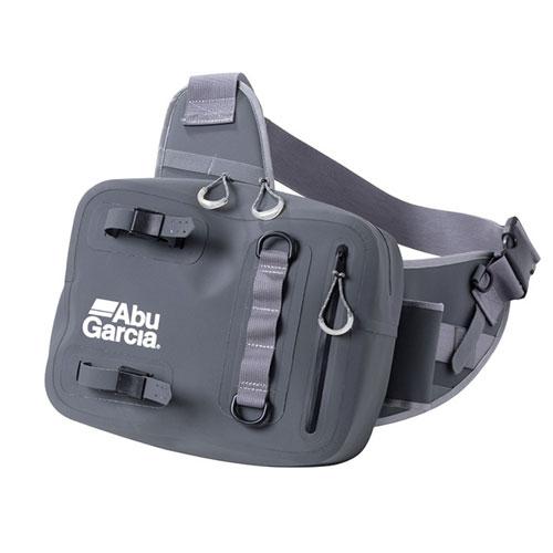 Abu Garcia One Shoulder Bag Water Proof Col. Charcoal