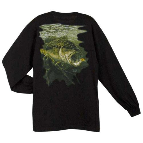 Al Agnew Engulfed T-Shirt Maniche Lunghe Size XL