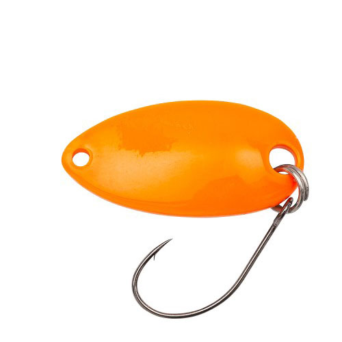 Berkley Area Game Spoon RORU 2,5 gr Orange front / Gold back