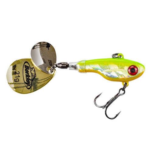 Berkley Pulse Spintail 21 g. Candy Lime