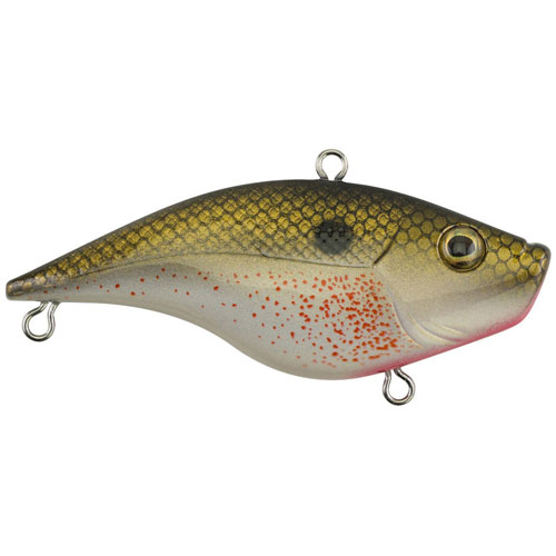 Berkley Warpig Lipless 1/2 Oz Bleeding Shiner