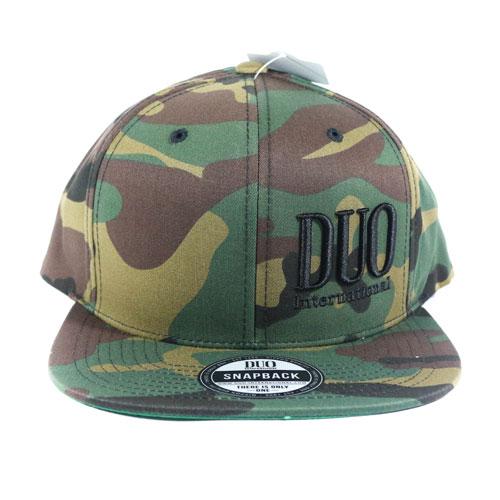 Cappello DUO Snapback Camouflage