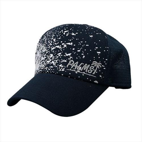 Cappello Palms Splash Patter Mesh Cap