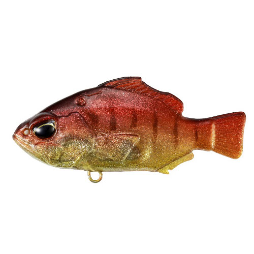 DUO Realis Nomase Burning Red Gill