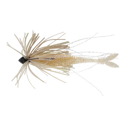 DUO Realis Small Rubber Jig 1/5 Oz Moebi Shrimp
