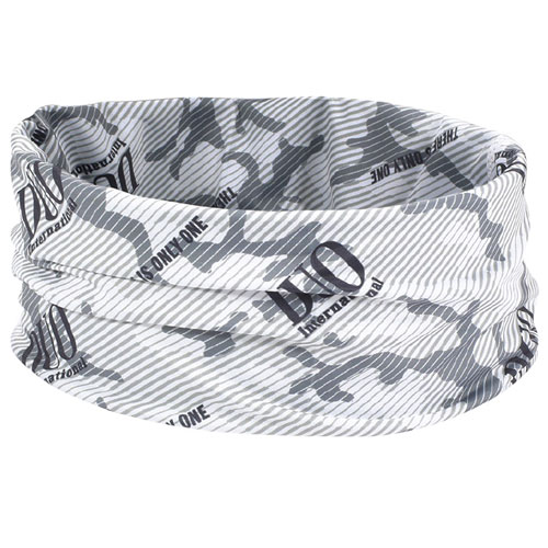 DUO UV Headwear White Camo