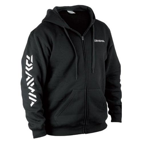 Daiwa Felpa con cappuccio hoodie spit Taglia S