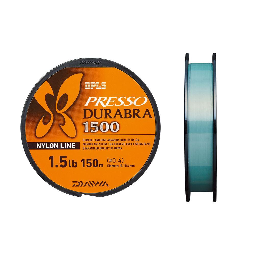 Daiwa Presso Durabra 1500 Nylon 3 Lb
