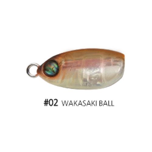 Damiki Pandluck Umbrella Rig - Wakasagi Ball