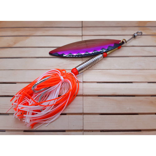 Evia Xcat cat Fish Collection X-Blade 35 g. Purple