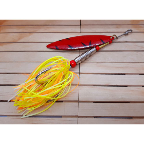 Evia Xcat cat Fish Collection X-Blade 35 g. Red