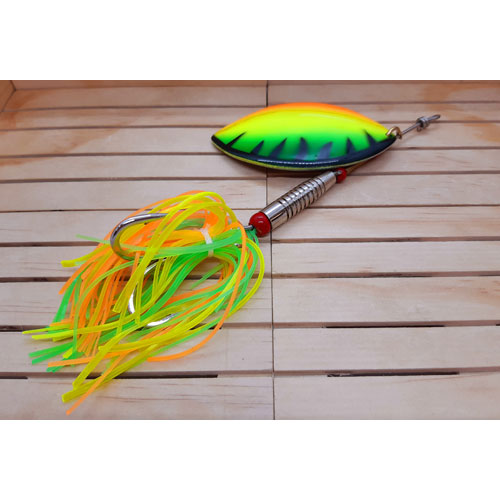 Evia Xcat cat Fish Collection X-Blade Plus 50 g. Firetiger