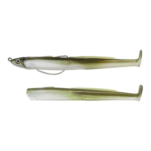 Fiiish Black Eel 110 n 2 Combo Shore 8 g Kaki