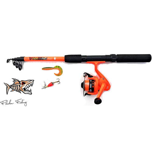 Fladen My Deadly Fishing Combo Orange