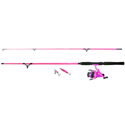 Fladen My Deadly Fishing Combo Pink