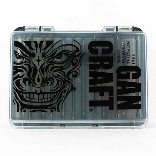 Gan Craft Face Logo Reversible Box S