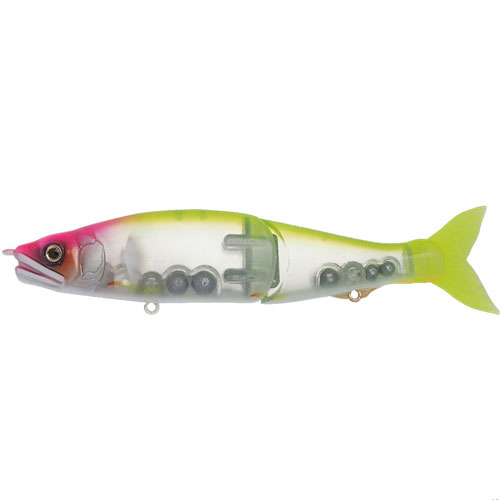 Gan Craft Jointed Claw Zepro 178 N #07 Candy Crown