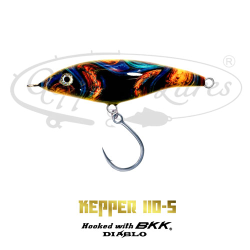 Geppetto Lures Kepper 110-S Nocturne
