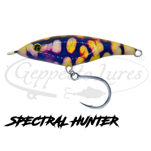 Geppetto Lures Kepper 110-S Spectral Hunter