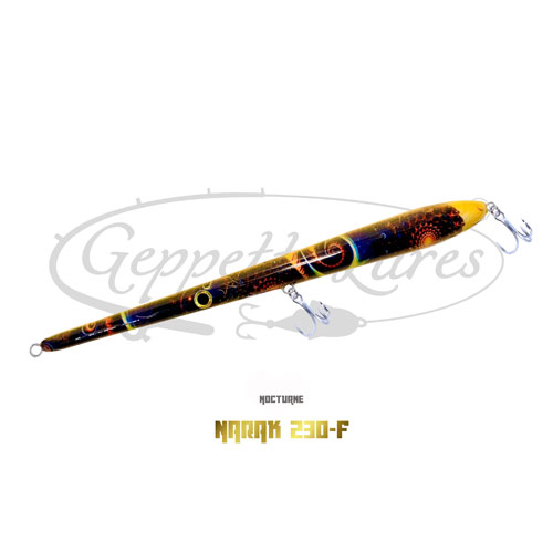 Geppetto Lures Narak 230-F Nocturne